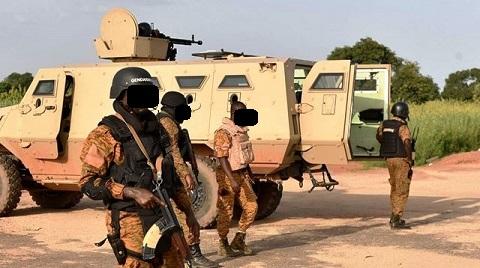 Soum : Une dizaine de terroristes neutralisés.