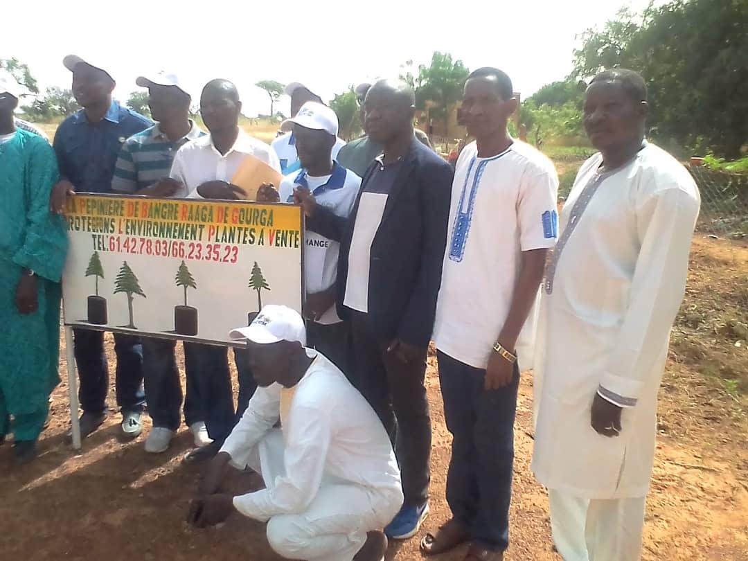 Jumelage des communes de Mopti et Ouahigouya : une délégation rend visite à la forêt du vieux Yacouba Sawadogo à Gourga.