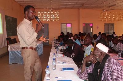 Atelier d'information et de formation à l'endroit des membres des OSC des quatre(04) provinces de la région du Nord œuvrant dans le domaine de la cohésion sociale et la paix.