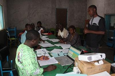 Atelier de Renforcement des capacités des acteurs du projet PARC