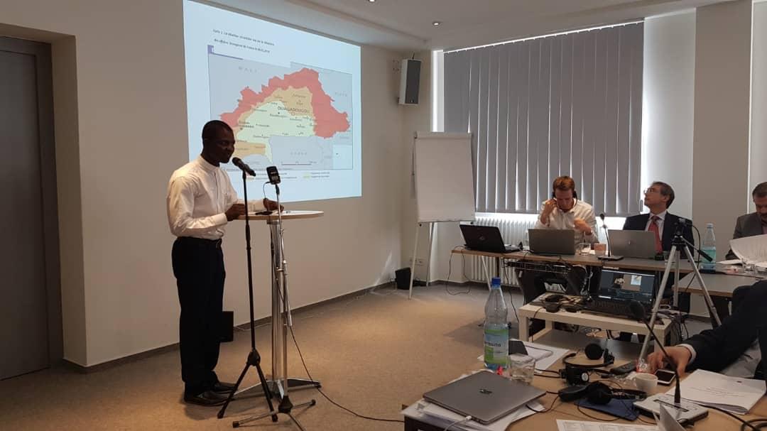 Les épisodes de violences contre les chrétiens au Burkina Faso et plus particulièrement dans le diocèse de Ouahigouya