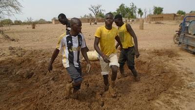 Club de Kasseba- Samo : une confection de briques pour la résilience des communautés face aux menaces terroristes.