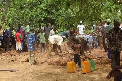 Club de Tangaye : la route du développement passe par le développement de la route.