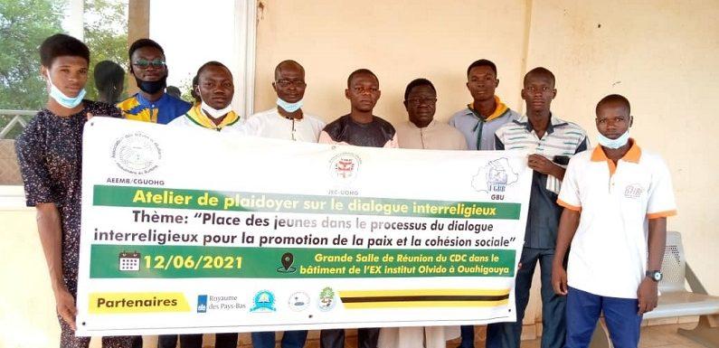 Atelier Jeunes Prodive : Le leadership pour désamorcer les conflits