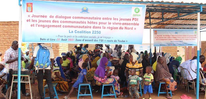 La coexistence pacifique au cœur des échanges entre les jeunes PDI et ceux des populations hôtes